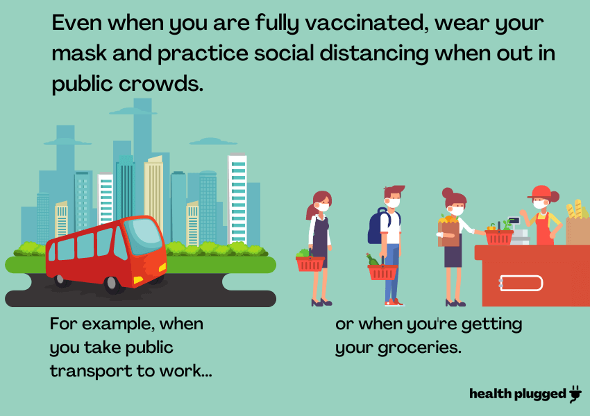 things to know after getting covid 19 vaccine
