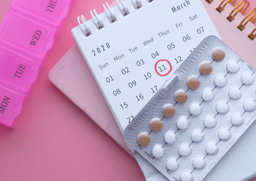 Hormonal contraceptives or birth control pills may cause PCOS