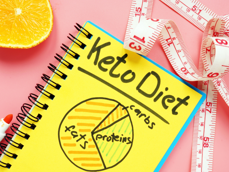 keto diet in PCOS may help with weight loss